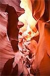 Antelope Canyon, Near Page, Lake Powell, Glen Canyon Nation Recreation Area, Arizona, USA