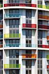 Icona Building, Stratford, London, England. Architects: Stock Woolstencroft