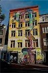Street art, Amsterdam.