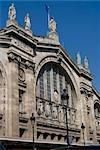 Gare Gare du Nord, Paris.