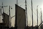 Harbour view, Volendam.