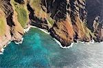 Na pali coast state park in kauai, hawaii