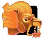 Close-up of a Leo zodiac sign