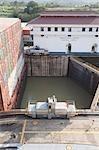 Miraflores Locks, Canal de Panama, Panama