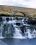 Stonesdale Moor, Yorkshire Dales, Yorkshire, Angleterre, Royaume-Uni, Europe