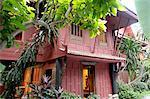 Thai House, Bangkok (Thaïlande), l'Asie du sud-est, Asie de Jim Thompson