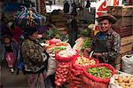 Market, Totonicapan, Guatemala, Central America
