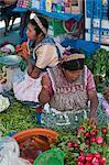 Market, Salcaja, Guatemala, Central America