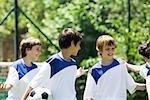 Junge Fußballer