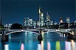 City Skyline, Frankfurt, Germany