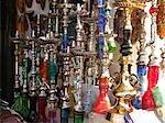 Egypt, souvenir shop.