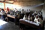 Tanzania, Zanzibar (Unguja island), Pwani Mchangani, coranic school.