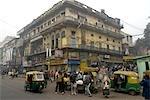 India, Old Delhi.