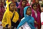 India, New Delhi, young indians.