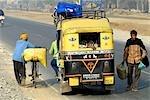Inde, Punjab, hindous.