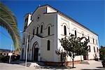 Greece, ionian islands, Cefalonia, church.