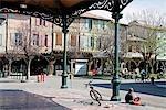 France, Languedoc, Mirepoix
