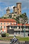 France, Languedoc, Foix, castle of earl