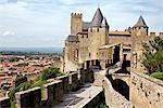France, Languedoc, Carcassonne
