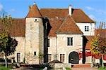 France, Centre, Saint Amand Montrond, Musée Saint Vic