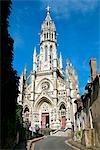 Basilique du Centre, Châteauneuf sur Cher, France