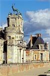 France, Centre, château d'Anet