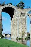 France, Centre, Maintenon, aqueduc