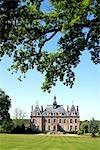 Château de France, Centre, Nogent le Roi,