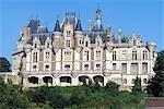 France, Centre, château de Montigny le Gannelon