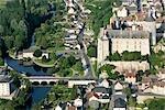 France, Centre, castle of Chateaudun