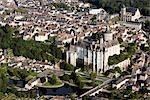 France, Centre, château de Châteaudun