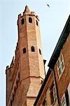 France, Languedoc, Toulouse, église Notre-Dame du Taur