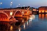 France, Languedoc, Toulousepont Neuf