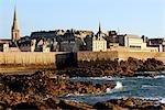 France, Bretagne, Saint Malo