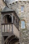 France, Brittany, Saint Malo, house of the duchess Ann