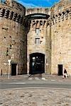 Porte de Grande Bretagne, Saint-Malo, France