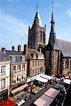 France, Normandy, l'Aigle, church of Saint Martin