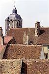France, Normandy, Belleme, church of Saint Sauveur