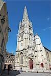 France, Normandy, Harfleur, church of Saint Martin