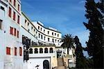 Morocco, Tangier, hotel