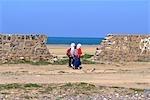 Maroc, côte entre Al Hoceima et le cap des trois fourches