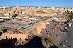 Maroc, Oujda, le souk