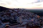 Maroc, Moulay Idriss par nuit