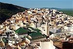 Maroc, Moulay Idriss, vue générale