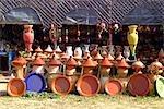 Morocco, near Tangier, pottery