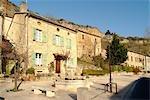 France, Languedoc, Larroque
