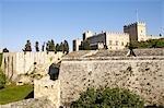 Grèce, Rhodes, Palais des grands maîtres