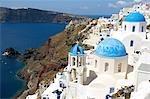 Grèce, Cyclades, Santorini, Oia