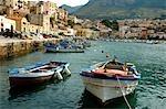 Italy, Sicily, Aeolian islands, Castellammare del golfo