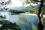 Montenegro, Milocer, king's beach